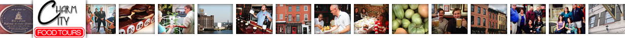 Charm City Food Tours header